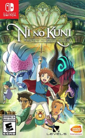 Ni no Kuni: Wrath of the White Witch - Switch