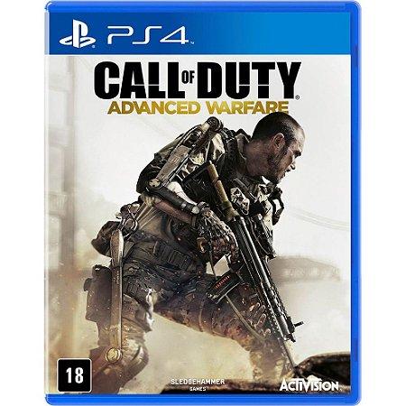 Call of Duty Advanced Warfare (Seminovo) - PS4