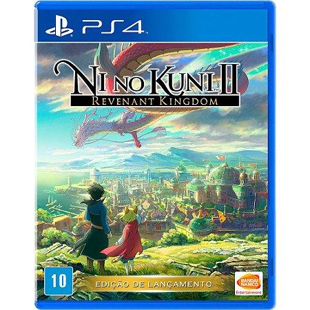 Ni No Kuni II: Revenant Kingdom (Seminovo) - PS4