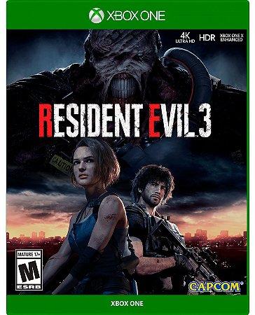 Resident Evil 3 (Já disponível) - Xbox One