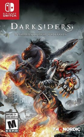 Darksiders: Warmastered Edition (Seminovo) - Switch