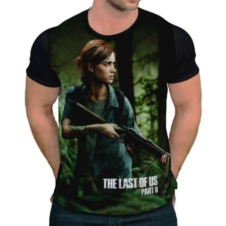 Camisa The Last of Us Parte 2 - Estampa Outbreak Day