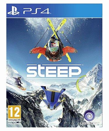 Steep (Seminovo) - PS4