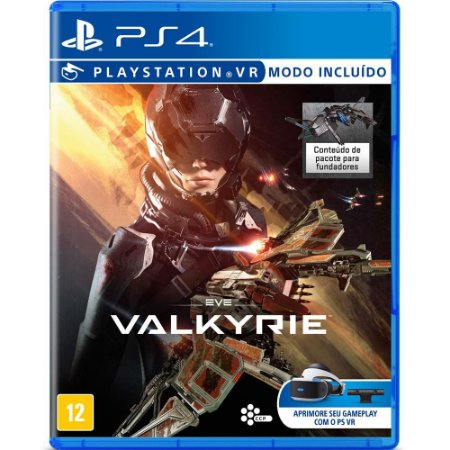 Valkyrie (Seminovo) VR - PS4
