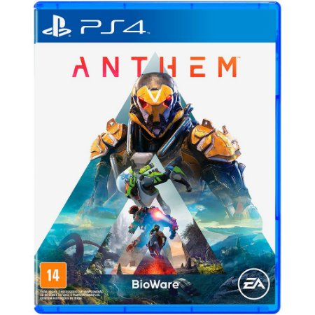 Anthem (Seminovo) - PS4