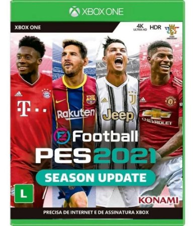 EFootball PES 2021- PES 21 - Xbox One