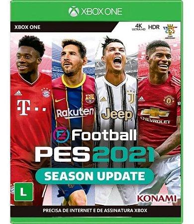 EFootball PES 2021- PES 21 (Seminovo) - Xbox One
