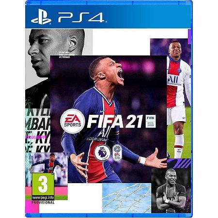 FIFA 21 (Já Disponível) - PS4