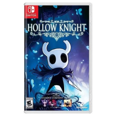 Hollow Knight (Seminovo) - Switch