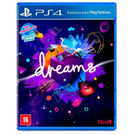 Dreams (Seminovo) - PS4