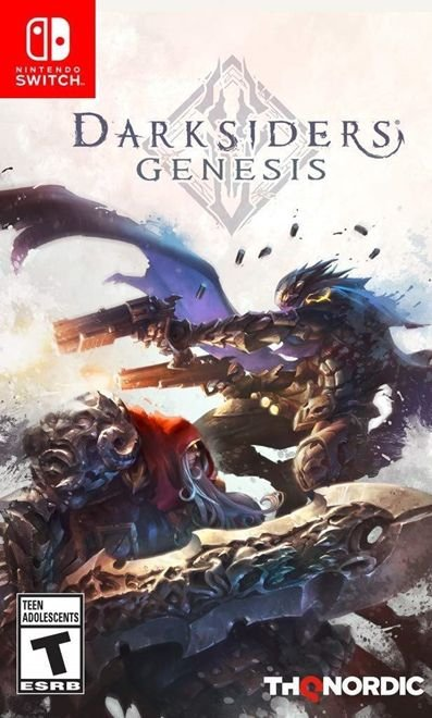 Darksiders Genesis (Seminovo) - Switch