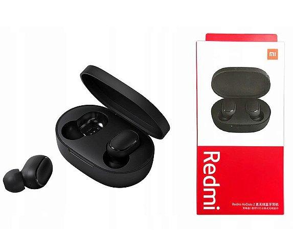 Fone de ouvidos bluetooth Redmi Airdots 2 (Lançamento) - Xiaomi
