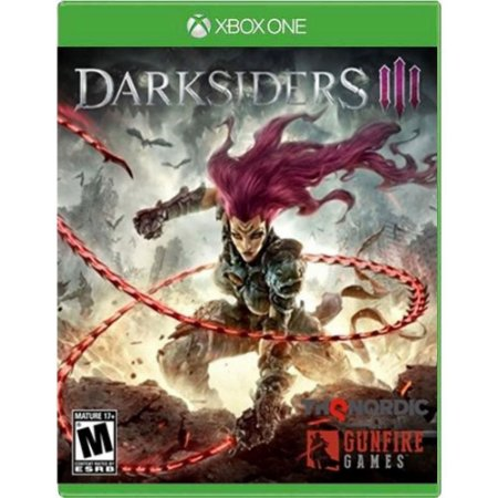 Jogo Game DarkSiders 3 (Seminovo) - Xbox One