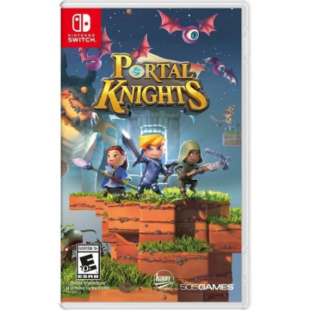 Portal Knights (Seminovo) - Nintendo Switch