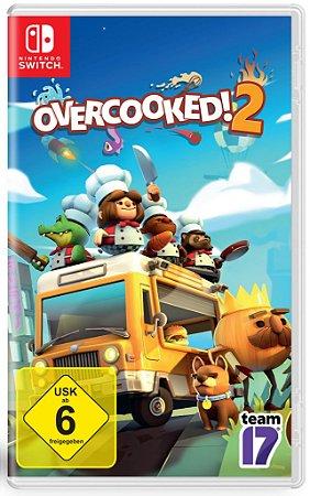 Overcooked Special Edition (Seminovo) - Nintendo Switch