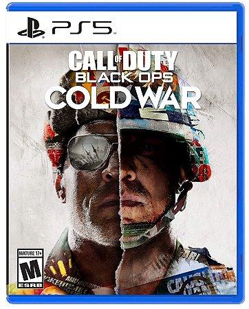 Call of Duty: Black Ops Cold War (Seminovo) - PS5