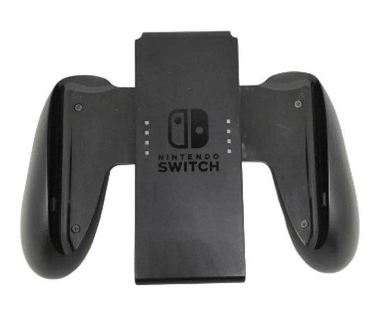Comfort Grip Joy Con Nintendo Switch - Original (Seminovo) - Preto