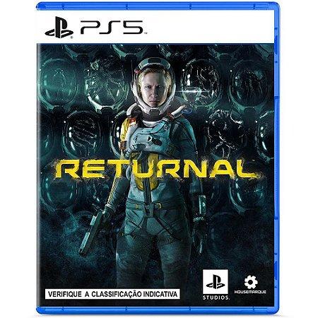 Returnal (Já Disponível) - PS5