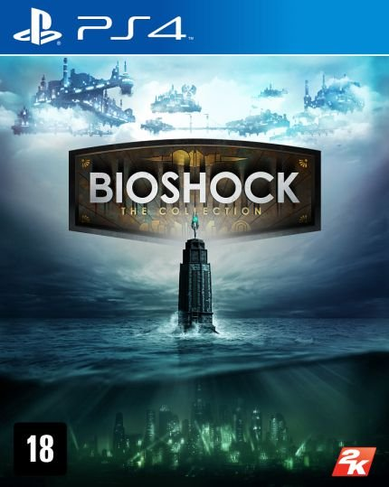 Bioshock - The Collection - PS4