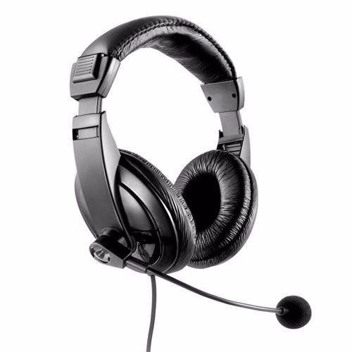 Fone de Ouvido Multilaser  Headset Gamer Preto ph049