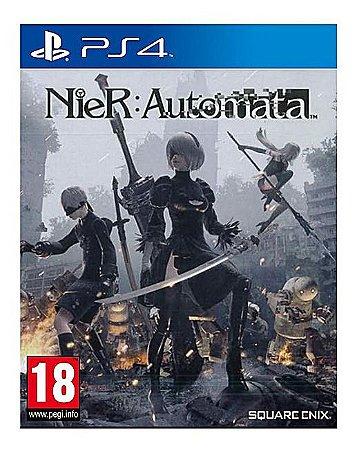 Nier  Automata - Edição Day One - PS4