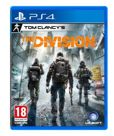Tom Clancys - The Division - PS4