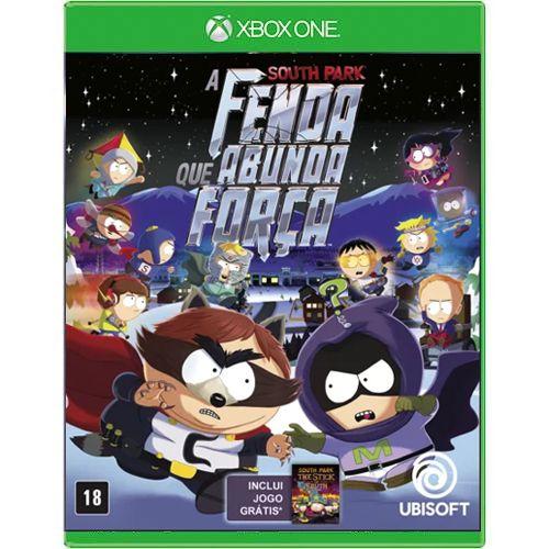 South Park - A Fenda Que Abunda Força - Edição Limitada - Xbox One