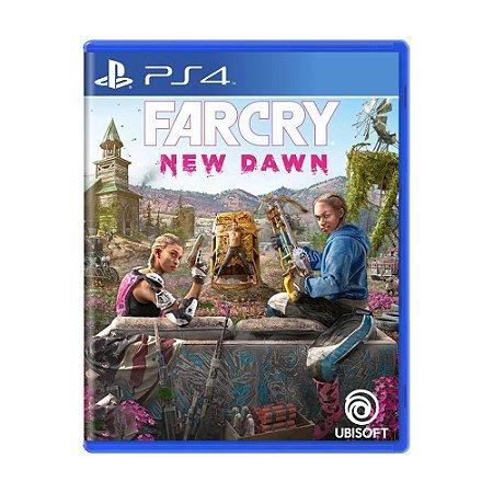 Farcry new dawn ps4