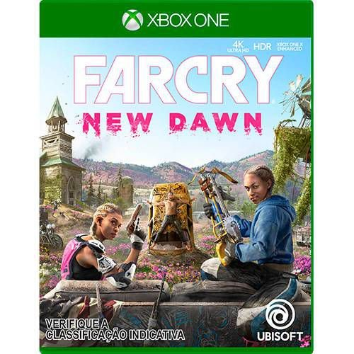 Farcry new dawn xbox one