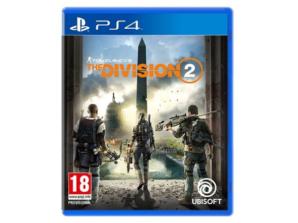Tom Clancy's The Division 2 Ed. Lançamento - PS4