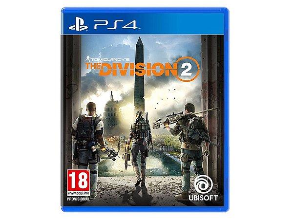 Tom Clancy's The Division 2 Ed. Lançamento - PS4