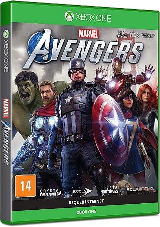 Avengers Xbox one