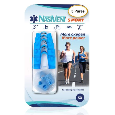 Dilatador Nasal Nasivent® Sport (azul) - Mais Energia