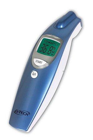 Termômetro Clínico G-Tech Digital De Testa Sem Contato - THGTSC1 - Bebê e Adulto