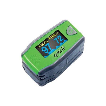 Oxímetro Pediátrico Kids C/ Gráfico G-Tech Display Novo OLED