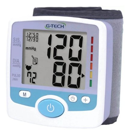 Medidor de Pressão Digital Automático de Pulso GTECH BPGP200