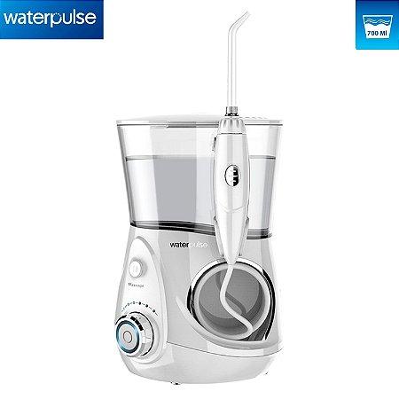 Irrigador Oral Waterpulse V660 Branco com Massagem Topseller