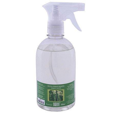 Água Perfumada Bamboo Blend-Resiliência e Vitalidade-500 ml
