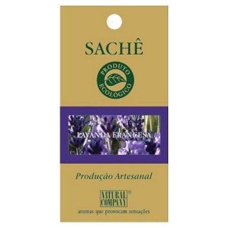 Sachê Perfumado Celulose de Algodão Lavanda Francesa