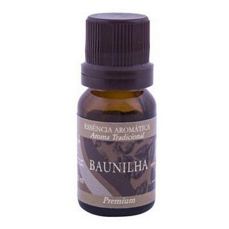 Essência Premium Baunilha - 10 ml