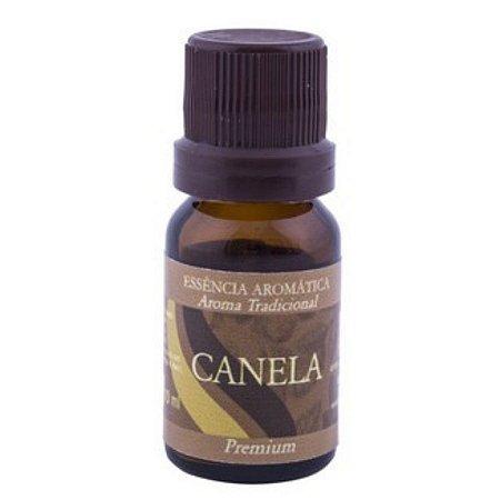 Essência Premium Canela - 10 ml