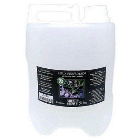 Água Perfumada Alecrim do Campo-Energia e Saúde-5 litros