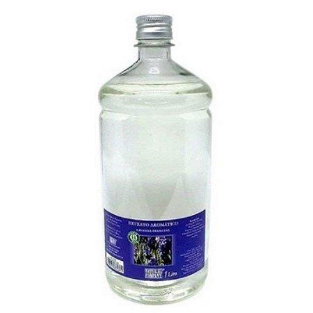 Extrato Aromat Lav. Franc-Tranqüilidade/Paz Espírito 1 litro