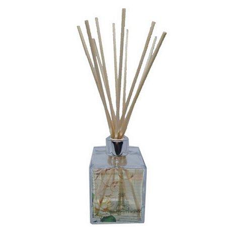 Difusor de Aromas Le Cube Paris - Vidro 250 ml + Varetas