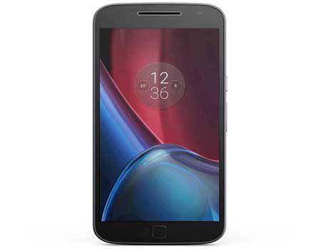 Motorola Moto G4 Plus XT1644 16GB 4G 5,5 16Mp Android 6.0 Preto