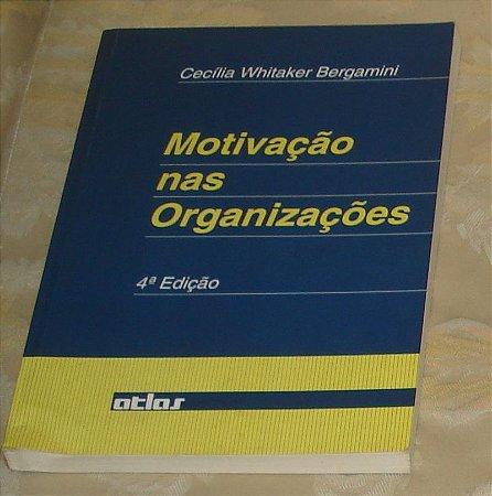 Motivação nas Organizações