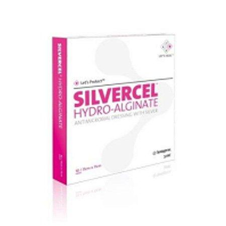 SILVERCEL Hidroalginato com Prata - Systagenix
