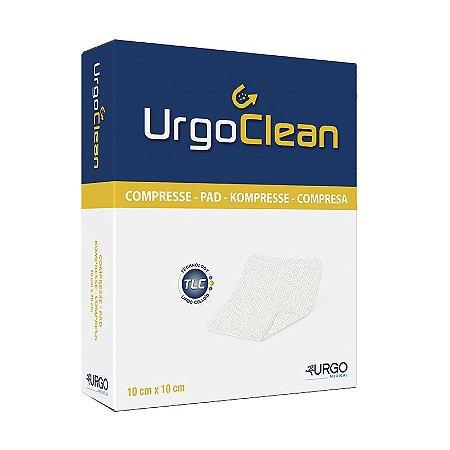 UrgoClean® Cobertura primaria Prepara o leito da ferida para a cicatrização