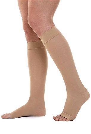 Meia Jobst Ultra Sheer, 20-30 mmHg Panturrilha 3/4, cor: Natural