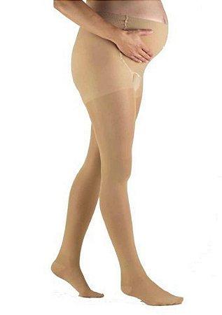 Meia Calça Gestante Venosan Legline 20-30 mmHg, cor: Olinda